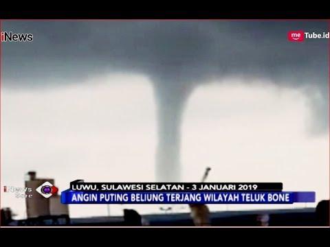 BMKG Imbau Warga Waspada Cuaca Berubah Pertanda Angin Puting Beliung - iNews Sore 12/01