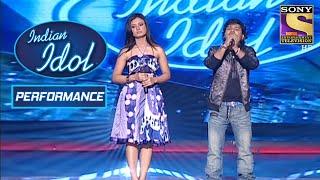 Kailash Kher और Torsha ने दिया एक Amazing Performance 'Saiyyan' पे!   Indian Idol Season 4