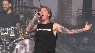 Fear Factory - Pisschrist live (edited with studio recording)