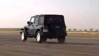 2007 Jeep Wrangler Unlimited Sahara | Road Test |  Edmunds.com