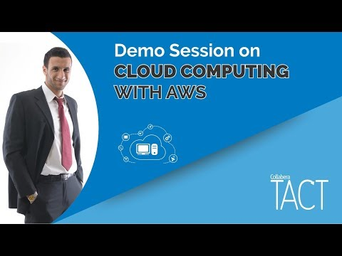 Cloud Computing with AWS (Demo Session)