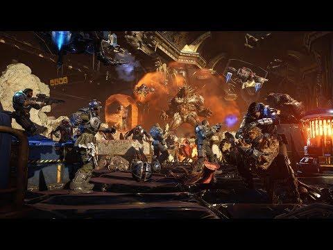 Gears 5 - Horde Explained thumbnail
