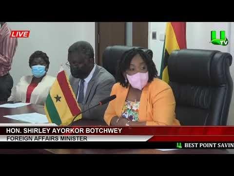 Ghana, Switzerland Sign Climate Change Agreement
