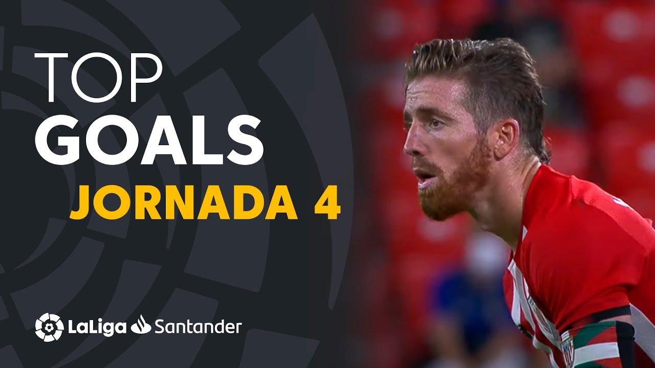 All Goals Matchday 4 LaLiga Santander 2021/2022