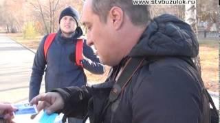 Оренбургские журналисты в Бузулуке