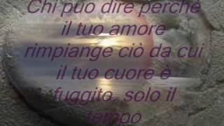 """enya """" only time """" traduzione in italiano"""