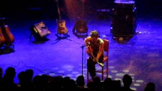 Tallest Man On Earth - The Drying Of The Lawns (Cirque Royal, Brussels, 20 May 2011)