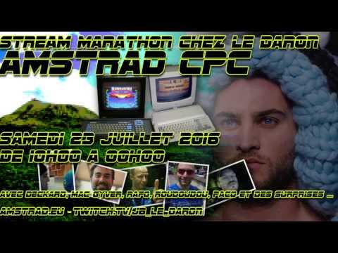 Stream Marathon chez le Daron – Les meilleurs moments