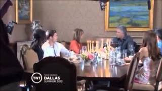 Dallas 2012 Interview with the Cast & Behind the Scenes