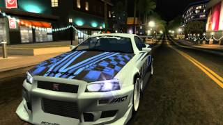 Street Racing Syndicate - Cruisin with my GT-R