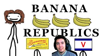 The Banana Republics By Sam O'Nella Academy Reaction