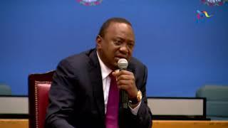 Uhuru talks tough on Muhoho case - VIDEO