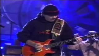 P.O.D. & SANTANA - AMERICA (Latin Grammy 2002)