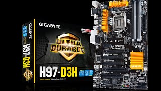 Gigabyte H97-D3H Review - मुफ्त ऑनलाइन