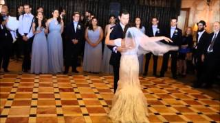 Amazing First Dance! (I Won't Give Up by Jason Mraz)