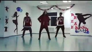 Хип хоп ,dark horse choreography