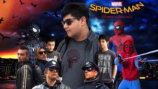 🕷L Boy Carson's Spider-Man Homecoming (Fan Film)