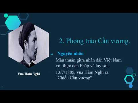 BÀI 26 SỬ 8- PHONG TRÀO KHÁNG CHIẾN CHỐNG PHÁP TRONG NHỮNG NĂM CUỐI THẾ KỈ XIX - GV NGUYỄN THỊ THU H