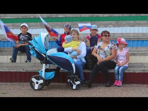 Бураево_концерт, посвящённый Дню государственного флага Российской Федерации_22 августа 2018 года