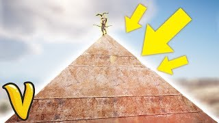 ASSASSIN'S CREED ORIGINS TOP OF THE GREAT PYRAMID! Assassins Creed Origins NEW Gameplay!