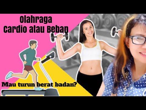 Cara menurunkan berat badan dalam seminggu di pinggul video yang