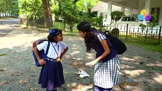 Uppum Mulakum│വീടുവേണമെന്ന് മക്കൾ | Flowers│EP# 242