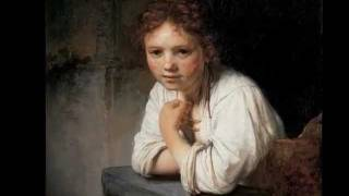 A Girl at a Window (Rembrandt)