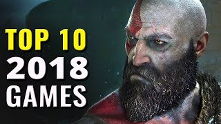 Top 10 Most Anticipated Games for 2018   Switch, PC, PS4, and XB1 Games