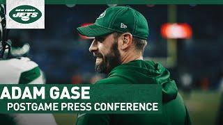 Adam Gase Postgame Video Press Conference vs. Broncos | New York Jets | NFL