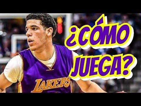 ASÍ JUEGA LONZO BALL - SCOUTING NBA