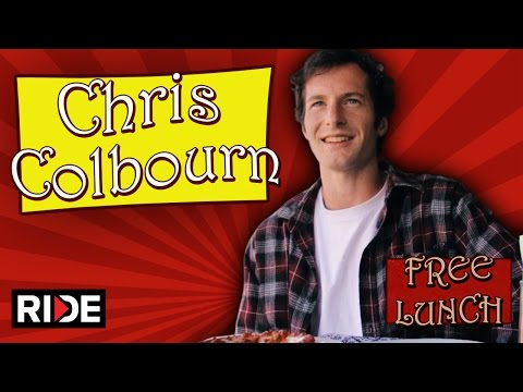 Chris Colbourn - Free Lunch