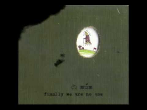 Now There's That Fear Again - Múm