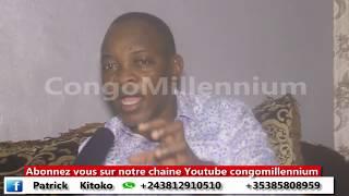 MIKE MUKEBAYI A TELEMELI GENERAL KASONGO PE ALOBI LE 31 DEC BYE BYE KABILA.