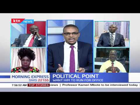 POLITICAL POINT: Conversation on Ruto, Raila, 2022 alliances and speculation surrounding them | 2