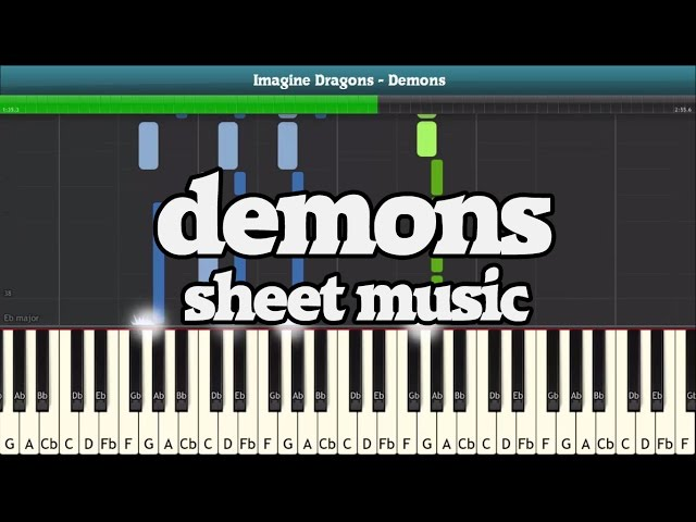Demons Notes With Letters – HD Wallpapers
