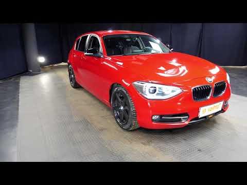 BMW 1-SARJA 120d Turbo 5ov A Busin Auto Line, Monikäyttö, Automaatti, Diesel, EMX-521