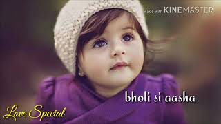 Dil hai chhota sa, mahek jau mai aaj toh ese| (female version)whatsapp status | by Love Special
