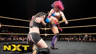 Asuka vs. Priscilla Zuniga: WWE NXT, March 22, 2017