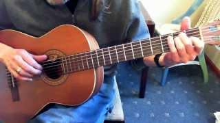 Eric Clapton - Lonely Stranger Tutorial Part 1