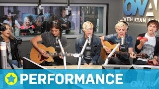 """R5 Perform """"(I Can't) Forget About You"""" I Performance I On Air With Ryan Seacrest"""