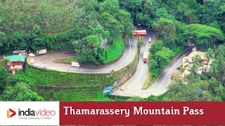 Amazing Green Mountain Pass - Thamarassery Churam