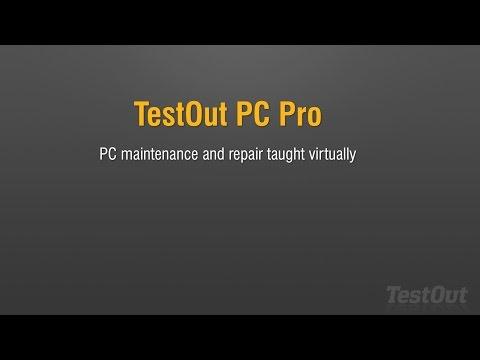 TestOut PC Pro - YouTube