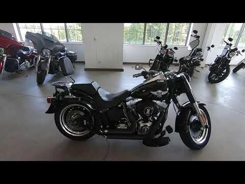2014 Harley-Davidson Dyna Fat Bob FLSTFB 103