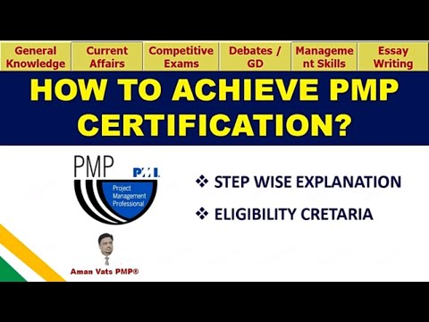What is Eligibility Criteria and Detailed Process for PMP certification ...