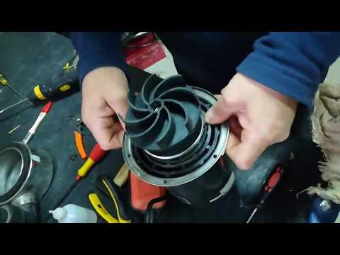Ремонт дренажного насоса