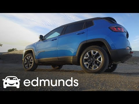 2017 Jeep Compass Trailhawk | Off-Road Track Test | Edmunds