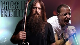 MARK MORTON Feat. CHESTER BENNINGTON   Cross Off FIRST REACTION!!
