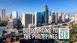 SPi Global discusses Philippines' crucial role in the outsourcing boom | European CEO Videos