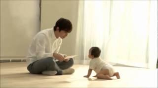 "Arashi, Jun Matsumoto TV Ad ""Elleair Facial Tissue"""