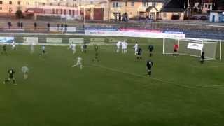 preview picture of video 'Futbal,Spišská Nová Ves - Bardejovská Nová Ves, 4.4.2015 ,góly'
